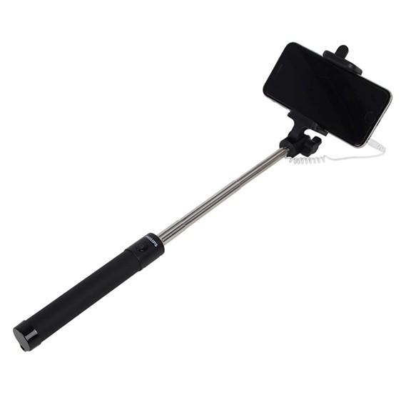 Philips DLK3611NB Wired Selfie Stick (Black)
