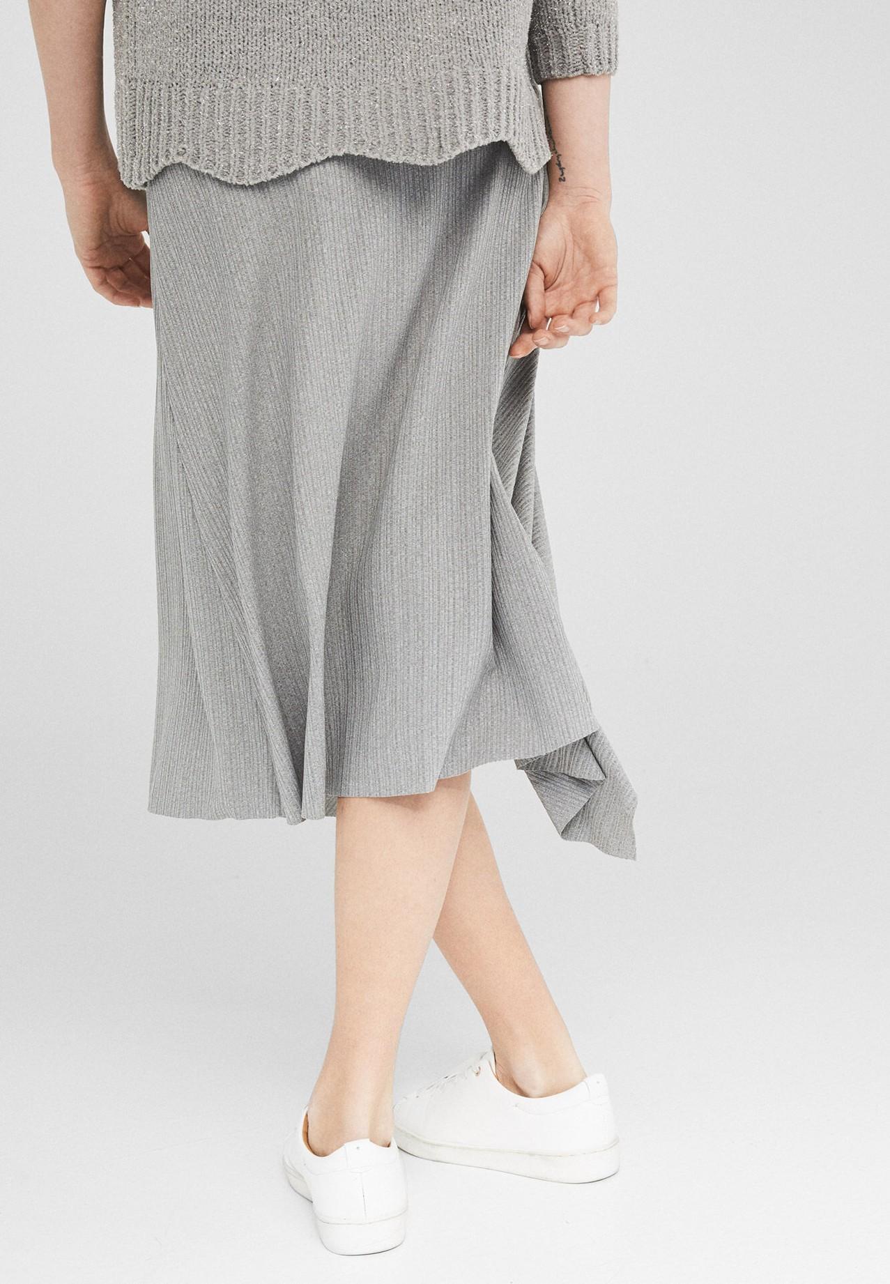 Springfield Womens Skirt Plain Dark Grey, Size S