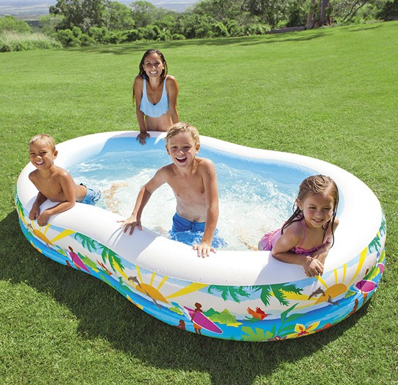 Intex Swim Center™ Seashore Pool, 56490