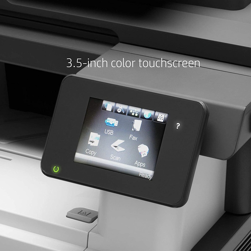 HP M521DW Wireless Laserjet Pro MFP