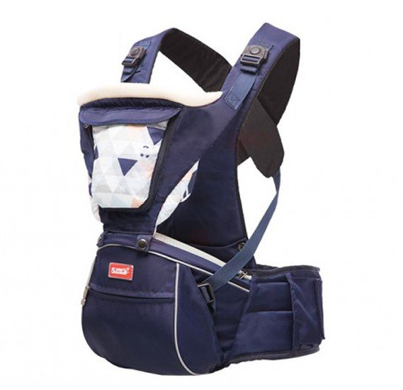 Sunveno Baby Carrier Navy Blue