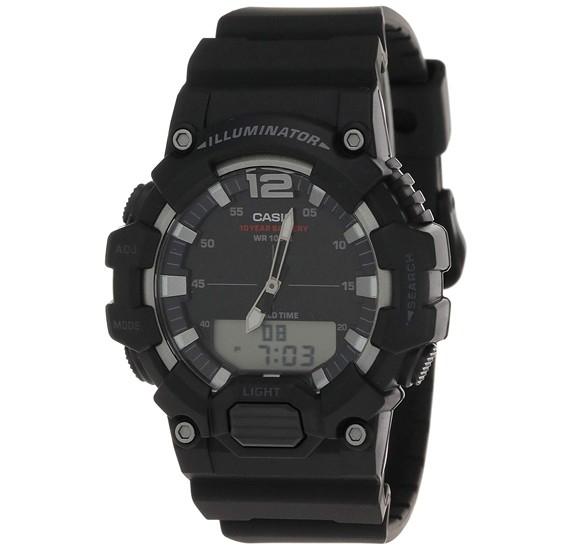 Casio HDC-700-1AVDF Youth Digital Analog-Digital Black Dial Mens Watch