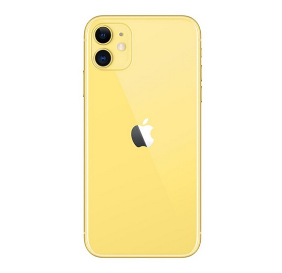 Apple iPhone 11 With FaceTime 256GB 4G LTE Yellow
