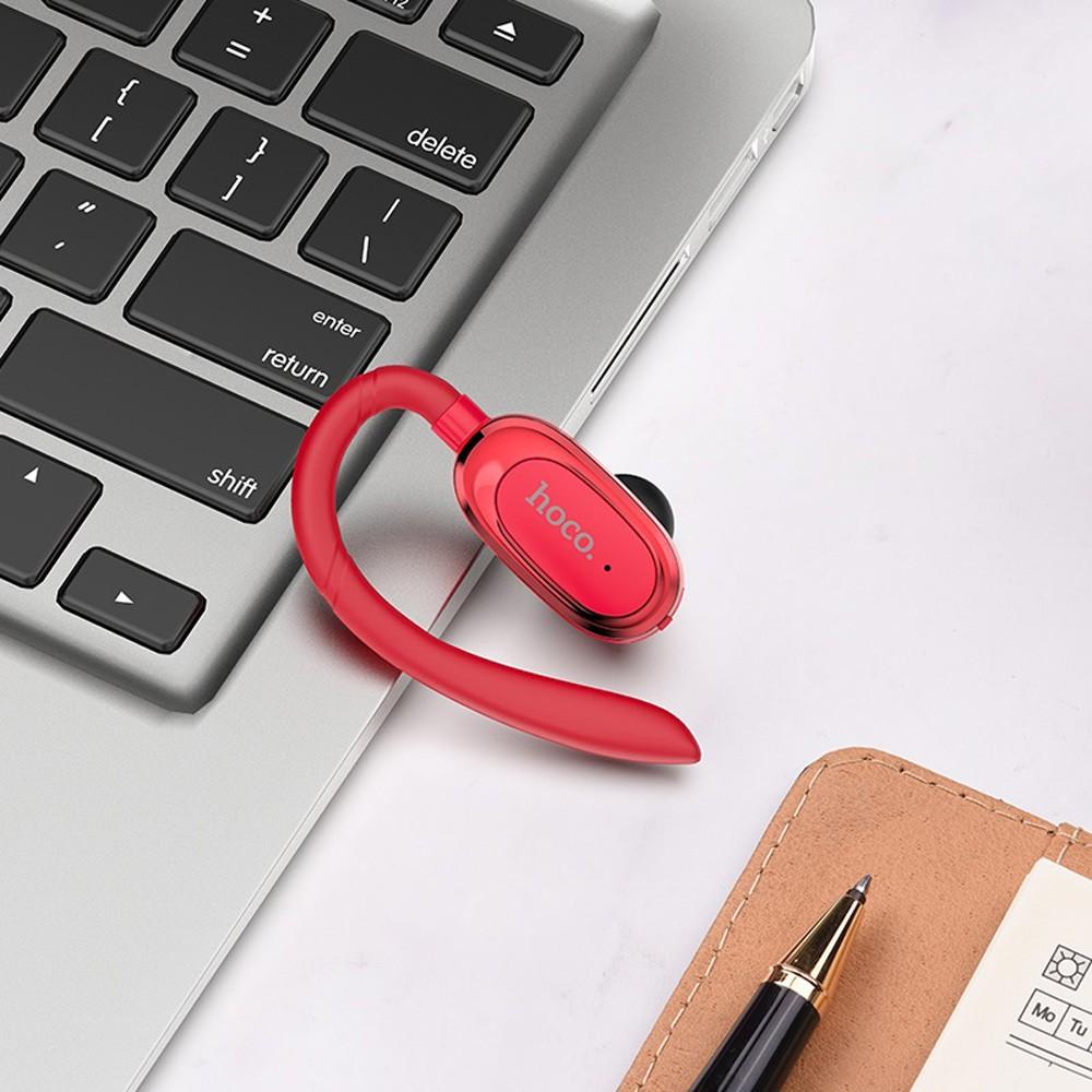 Hoco Plus Encourage Wireless Headset Red, E26