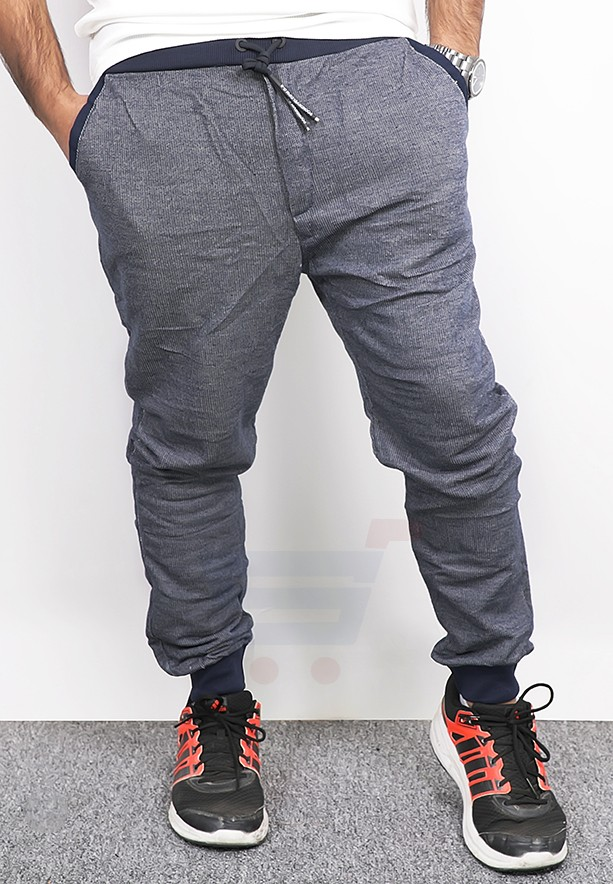Catch Mens Joggers Blue - BCCE62329X - 34