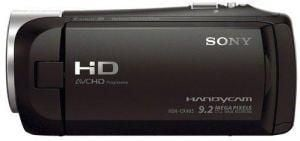 Sony HDR-CX405 Handycam with Exmor R CMOS Camcorder Black