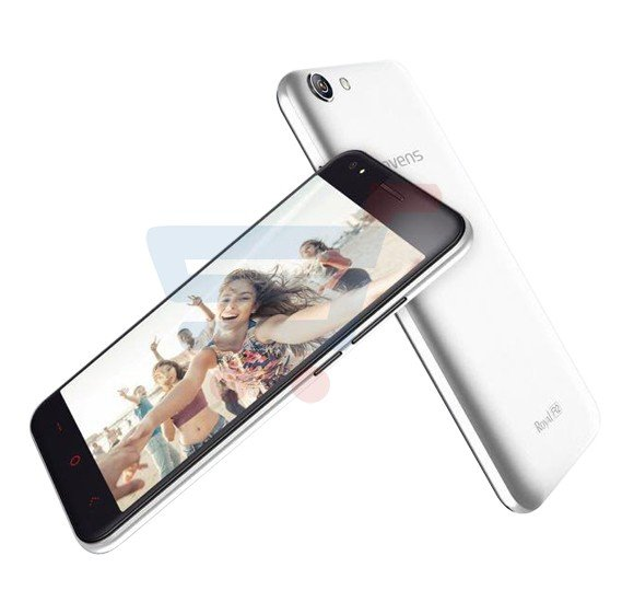 Invens Royal R2 4G Smartphone, Android 5.1 Lollipop,5.0 Inch IPS Display,8GB Storage,1GB RAM,HD Camera,WiFi,Quad Core Processor-White