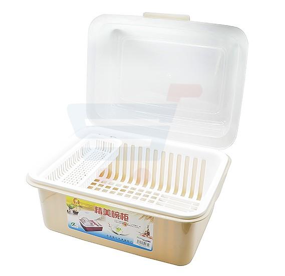 Plastic dish rack PEA-304