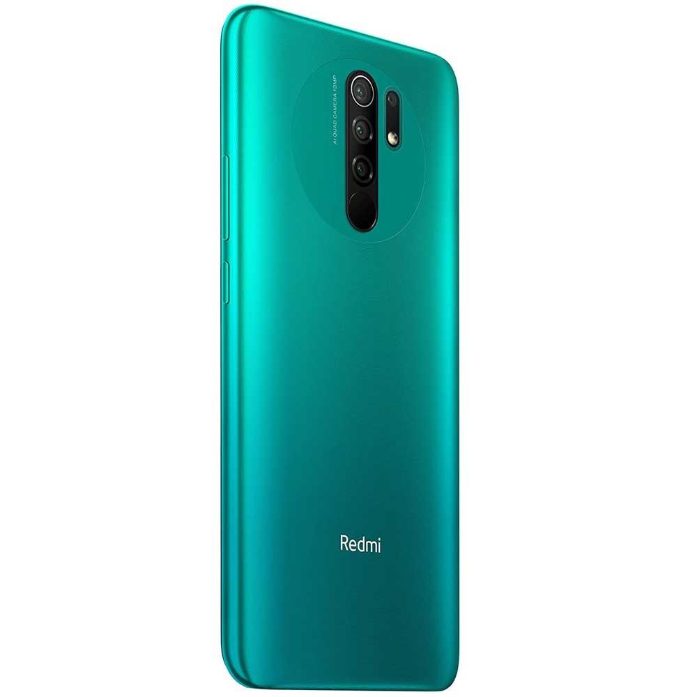 Xiaomi Redmi 9 Dual SIM 3GB RAM 32GB Storage 4G LTE, Ocean Green