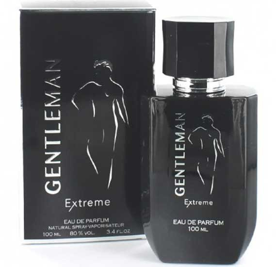 Gentle Man Extreme EDP perfume 100 ML