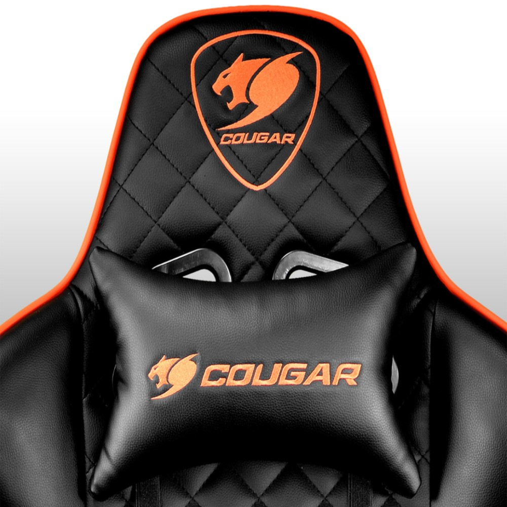 2 In 1 Cougar Armor One Series Gaming Chair And Cougar Mars 120 Gaming Desk