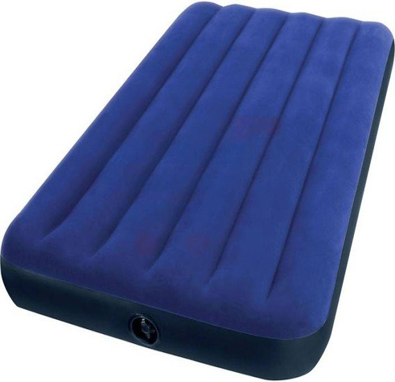 Intex Air Lock Single Inflatable Bed, 68950