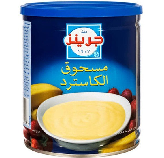 Greens Custard Powder 454gm