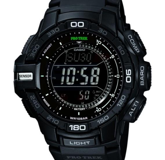 Casio PRO TREK Triple Sensor Watch - PRG-270-1ADR