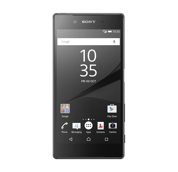 Sony Xperia Z5 Smartphones, 3GB, 32GB Storages, Black- Refurbished