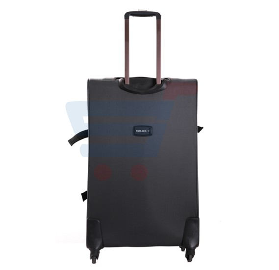 Para John 20 Inch Trolley Luggage, Grey- PJTR2023