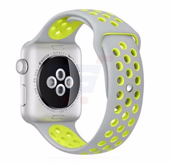 Silicone Sports Strap For Apple Watch Band 38MM Bracelet