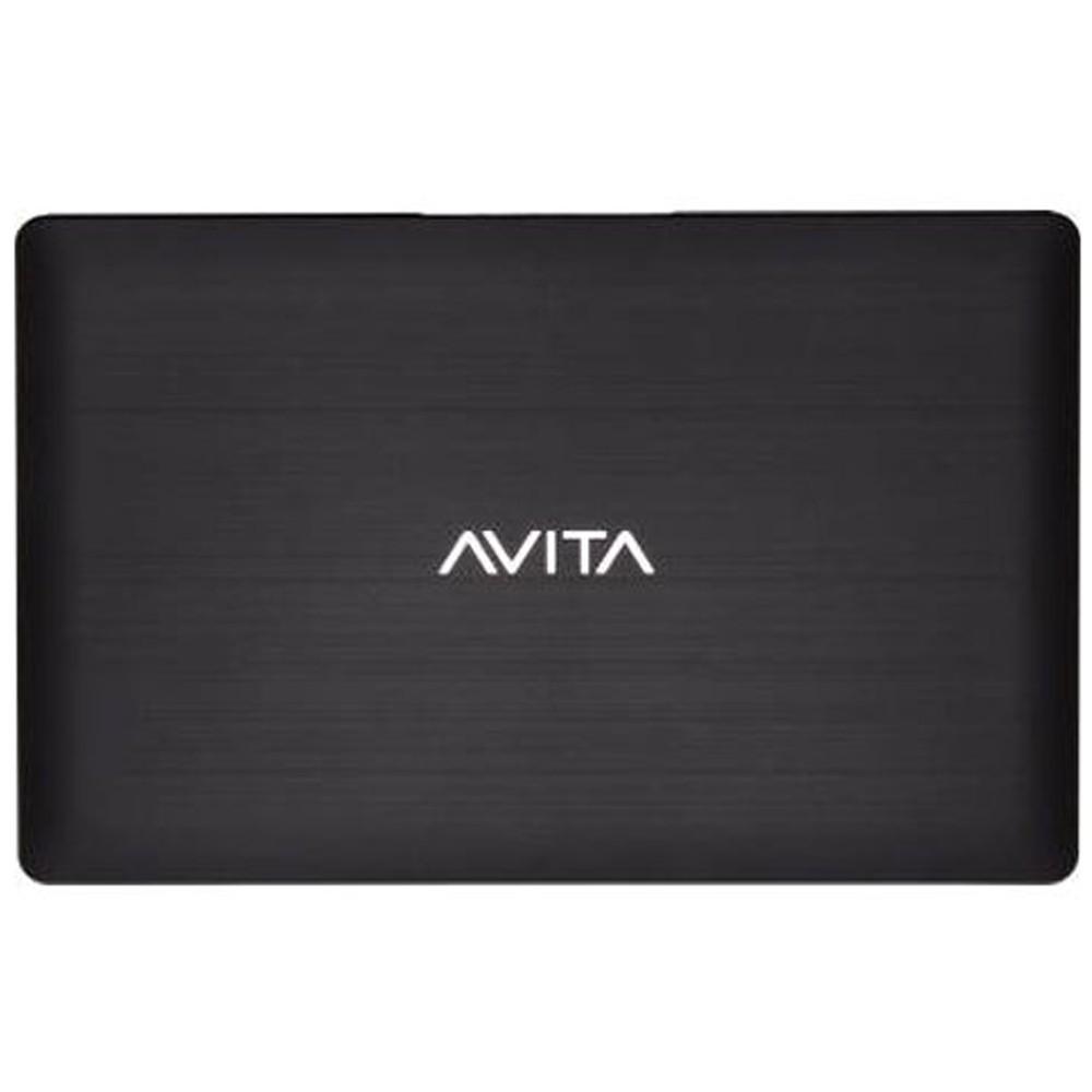 Avita Pura Notebook, 14 inch Display AMD Ryzen 5 3500U Processor 8GB RAM 512GB Storage AMD Radeon Vega 8 Graphics Win10, Metallic Black, Free Laptop Bag