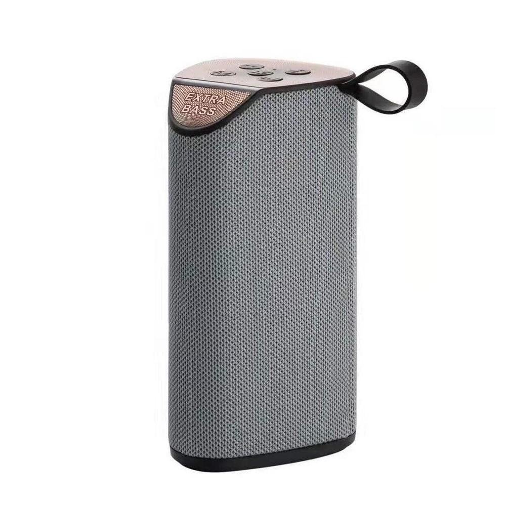 2 Piece Pack of Wireless Portable Bluetooth Speaker Extra Bass GT-111