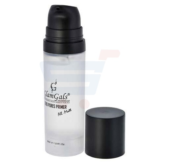 GlamGals All Matte Primer Clear 1.01 oz - AMP01