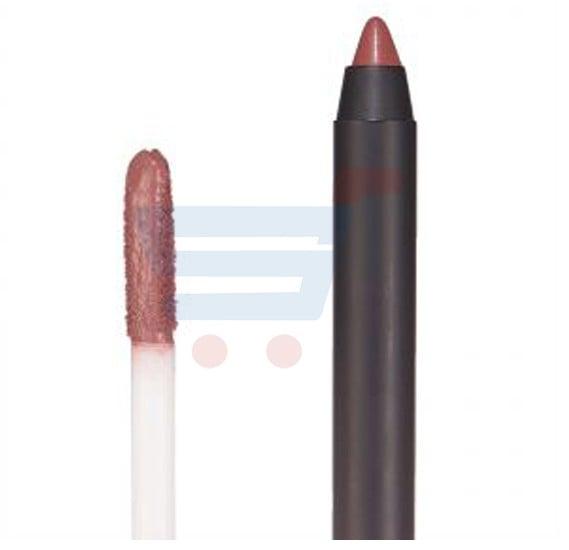 Decambridge Light Purple Matte Liquid Lipstick and Lip Liner, LP05