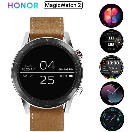 Honor Smart Watch Magic Watch 2 Minos B19V Brown