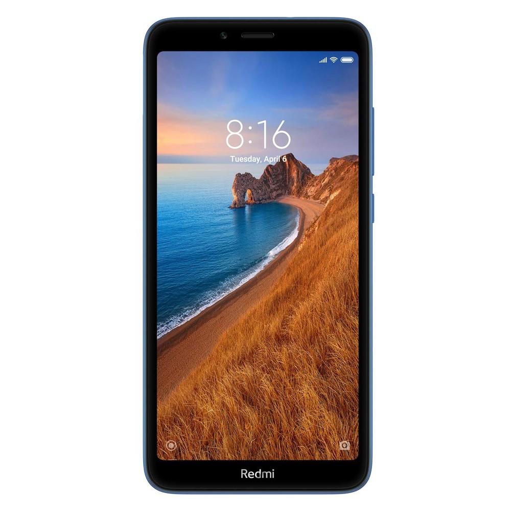 Xiaomi Redmi 7A Dual SIM 2GB RAM 32GB 4G LTE-Matte Blue