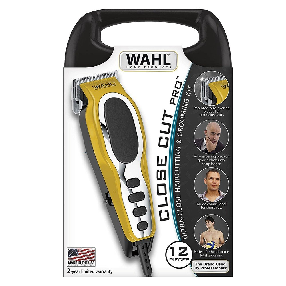 Wahl 09247-1616 Afro Product Corded Hair Clipper