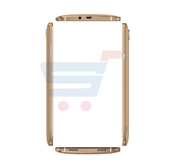 S-Color Mate 9 Smart Phone,4G LTE,Android 5.1 OS,6.0 inch HD Display,2GB RAM,16GB Storage,Dual SIM,Dual Camera,Quad Core Processor,BT,WiFi,FM-Gold
