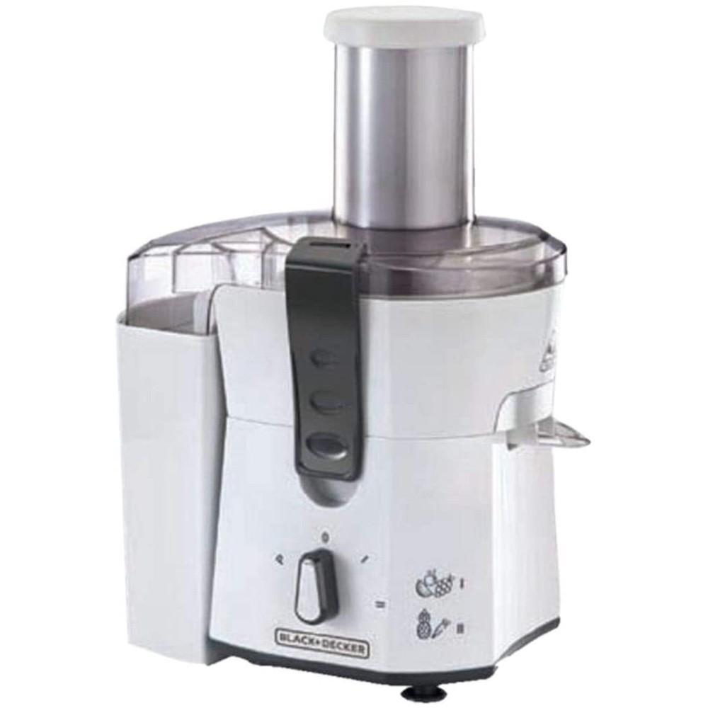 Black & Decker 500W Juice Extractor, JE500-B5