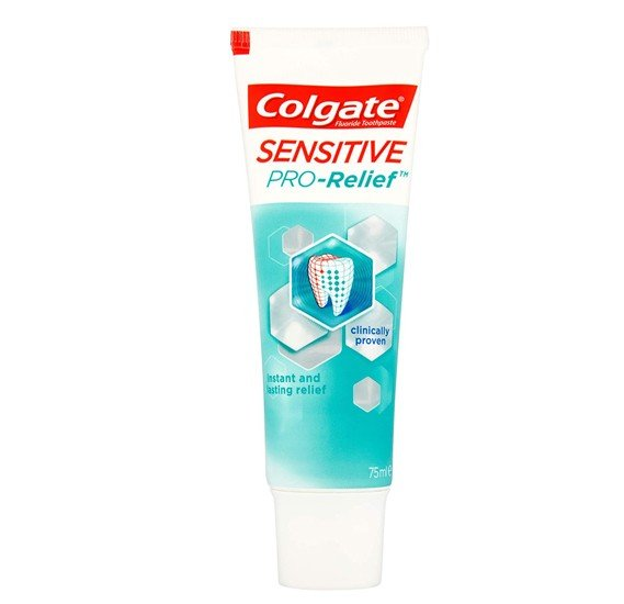 Colgate Sensitive Pro-Relief Toothpaste - 75ml