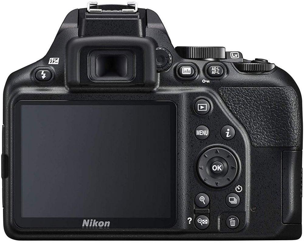 Nikon D3500 AF-P 18 -55mm VR Lens DSLR Camera