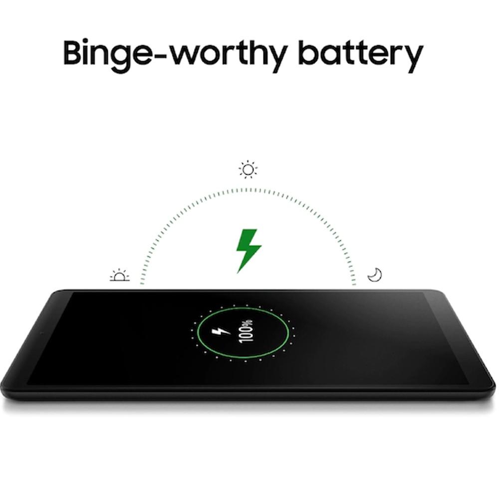 Samsung Galaxy Tab A 10.1-Inch, 32GB, 4G RAM, Silver 2019