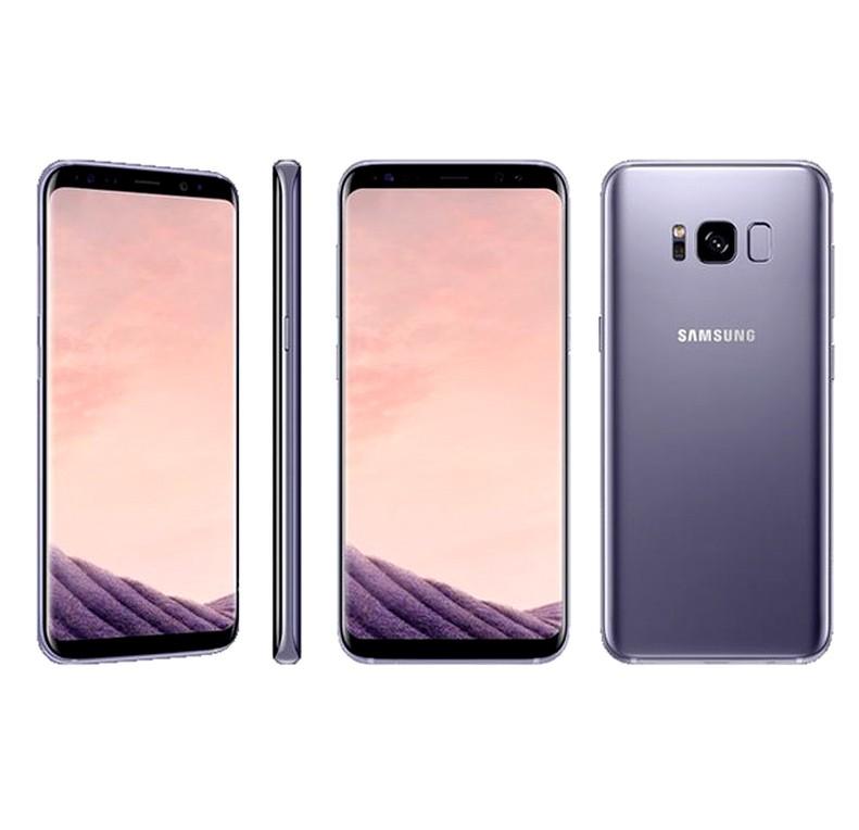 Samsung Galaxy S8 Plus, Dual SIM, 64 GB, 4GB RAM, 4G LTE, Grey.