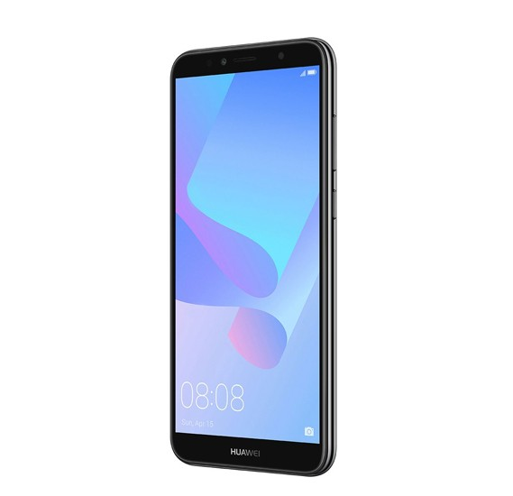 Huawei Y6 2GB Ram,8GB Memory,Black Color