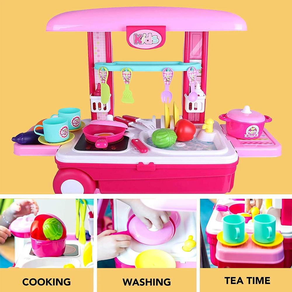 Kitchen Little Chef Toys