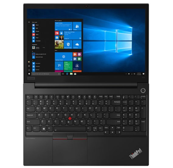Lenovo E15 Notebook, 15.6 inch Full HD Display, Intel I5 10210U Processor, 8GB RAM, 1TB HDD, VGA-2GB, DOS, Black