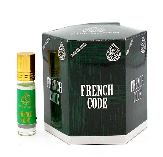 PCP French Code 6 in 1 perfume Pack