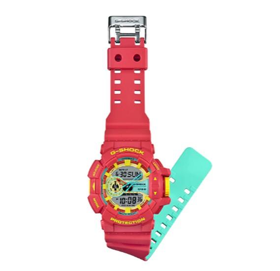 Casio G-shock Digital Analog Watch, GA-400CM-4ADR