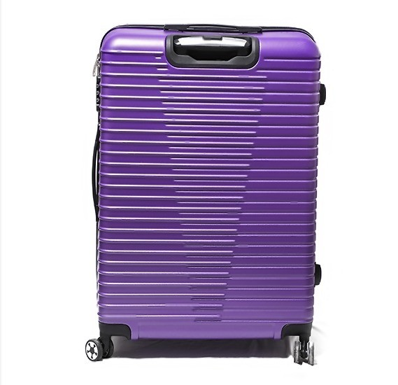3 Piece Travel Trolly, 20,24 and 28 inches VLH7500 Purple 07-015