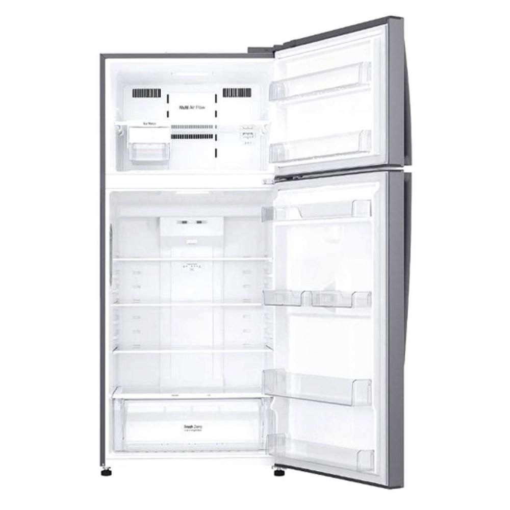 LG Double Door Refrigerator 780L GN-C782HLCU, Platinum Silver