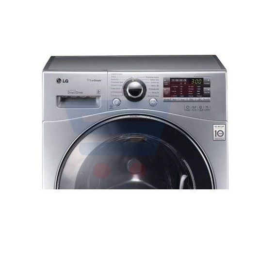 Buy lg 8 kg front load washing machine with direct drive for Washing machine drive motor