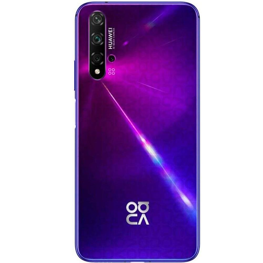 Huawei Nova 5T Dual SIM 8GB RAM 128GB 4G LTE-Midsummer Purple
