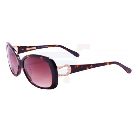 Aigner Wayfarer Havana Frame & Brown Mirrored Sunglasses For Women - AI-SF-11A-COL3
