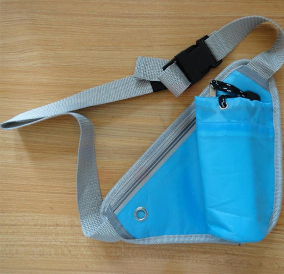 Sports  Waist Bag Triangular Outlet Pocket Bag