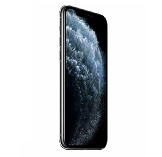 Apple iPhone 11 Pro With FaceTime Silver 512GB 4G LTE