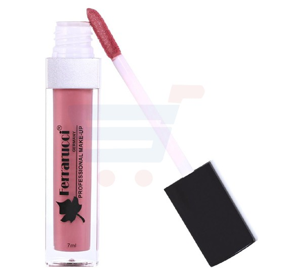 Ferrarucci Matte Long Lasting Lip Gloss 7ml, FLC43