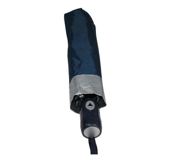 Hello Sun and Rain Stopper 3Fold Automatic Open Umbrella with UV Protection