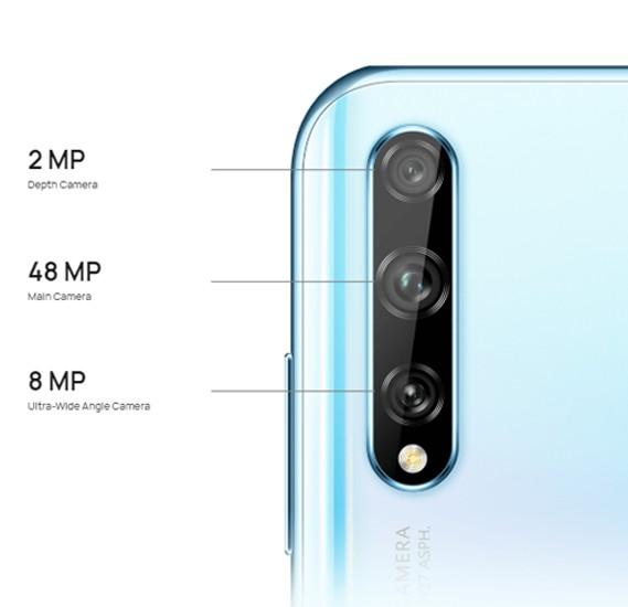 Huawei Y8P Dual Sim 6GB 128GB 4G LTE - Breathing Crystal