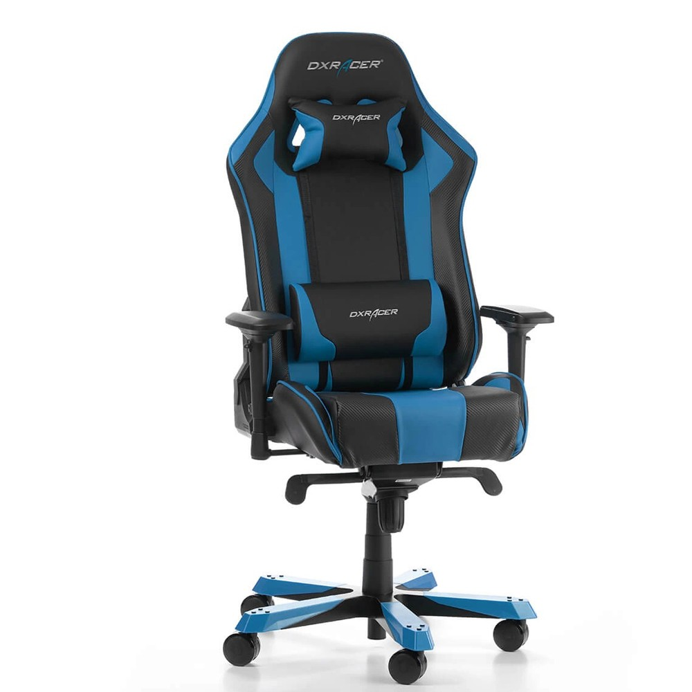 Dxracer King Series Gaming Chair Black And Blue, K06-NB
